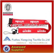 Bright Woven label with reflex stiches