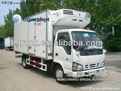 FORLAND 2-5 ton four doors cooling van