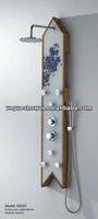 holder for the shampoo bamboo&wood shower panel B3010
