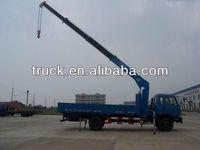 2-20 ton Telescopic handler crane
