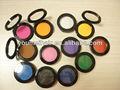 Colores 12 no- tóxico temporal grande redondo de color tiza para tintes de cabello