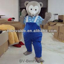adult bear mascot carnival costume bear cartoon mascot costumes advertising fur costume