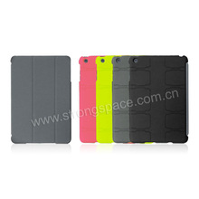 Zebra hard skin back cover case for iPad mini