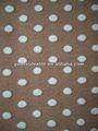 de lana de poliéster mezcla de tejido