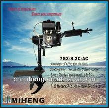 7gx- 8.2c- acmiheng 12hp 4 colpi motore fuoribordo diesel