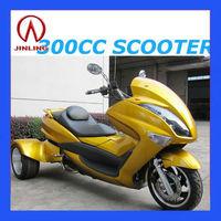 GAS POWERED 300CC MOTOR SCOOTER (JLA-921E)