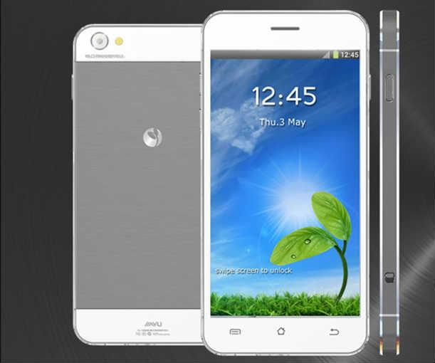 JiaYu G5   расширенная версия в продаже с 26 октября