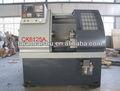 La máquina del torno mini precio/torno cnc fabricación en china