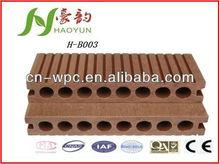 Marine Composite lumber decking