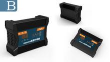 Black &AMC Smart Battery 2/8/12 Amp Battery Charger