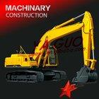 25 ton crawler excavator