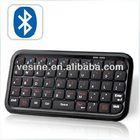 Mini bluetooth keyboard for iphone4 and ipad