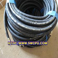 hidráulica de goma flexible de la tubería