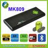 MK809 Dual Core Cortex-A9 1.6G , Android4.0 Dongle, TV Box, HD IPTV Player Mini PC