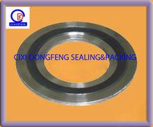graphite stainless steel spiral wound gasket supplier