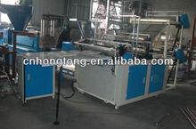Plastic bag making machine and Shopping bag making machine