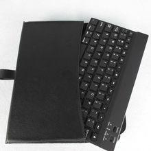 PU case ABS bluetooth keyboard for ipad 2 ipad 3