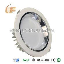 High Lumen High CRI High PF easy install led ceiling light