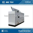 60Hz 250kW Googol Engine Silent Diesel Genset