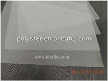 0.125mm Matt Transparent Polycarbonate Film for Printing