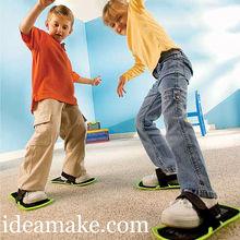 Fun Slides Carpet Skates As Seen On TV