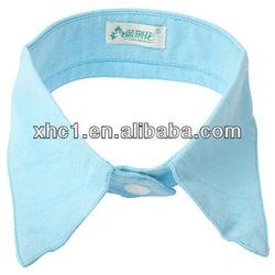 Fashion Women Lady Retro Style Shirt Tops Button False Faux Fake Collar