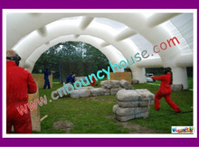 outdoor sport inflatable field, inflatable soccer field for sports, sports inflatable arena
