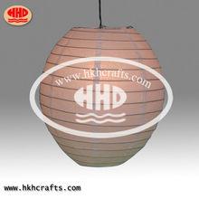 fashion hanging egg paper lantern