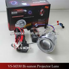 motorcycle bi-xenon hid projector lens kit