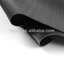 2013 Anti-skid-slip Corrosion-Resistant Fine Ribbed Rubber Flooring Mat