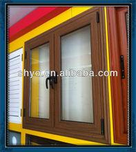 Wood color casement window grills colors windows french casement window