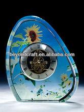 amber crystal clocks crystal watches