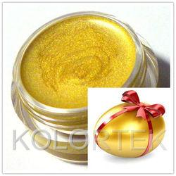 Kolortek metallic gold pigment powder for paint