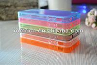 gentle elegant soft transparent case fragrance smell scents mobile phone skin cover for iphone 4 4G 4S