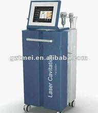 2012 newest laser cavitation rf vacuum laser slimming machine