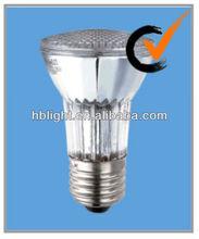 2013 hot sale e27 base 120v 50w jdr dichroic halogen reflector lamp