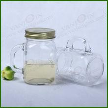 Buy Mason Jar Water Drinking Glass 14oz