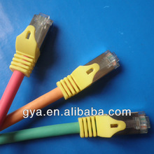 High performance 10 G PiMF LSZH Cat6a jumper patch cable