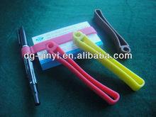 2013 mini silicone pen& notebook holder