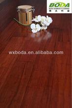 Strand Woven Bamboo Flooring--Turkey Red