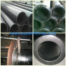 Abrasion resistant UHMWPE Hdpe Pipe Suppliers for coal mine delivery