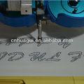 huagui estable de diamantes de imitación del bordado que acolcha máquinas utilizadas en textiles para el hogar