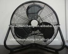 """20"""" Industrial floor fan with UL ETL approval / large outdoor round floor fan"""