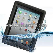 Fashion multi-function waterproof & dustproof & shockproof case for iPad 4