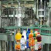 Sparkling fruit juice manufacturing plant