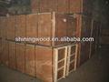 módulo de elasticidad de madera contrachapada