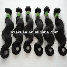 2013 hot sell body wave 100% wholesale bobbi boss hair
