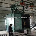 q3710e abrasivo mecánica de la máquina de limpieza