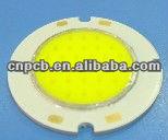 Aluminum led pcb/Composite aluminum plate /white solder mask/1.6mm board thickness