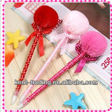 bowknot princess lollipop pen
